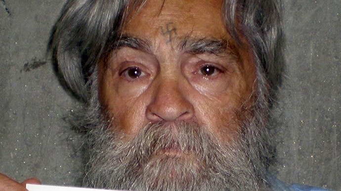 Charles Manson receives marriage license while serving life sentence for murder