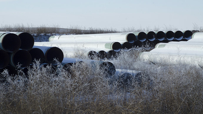 'Death warrant to our environment & people': Native Americans say no to Keystone XL