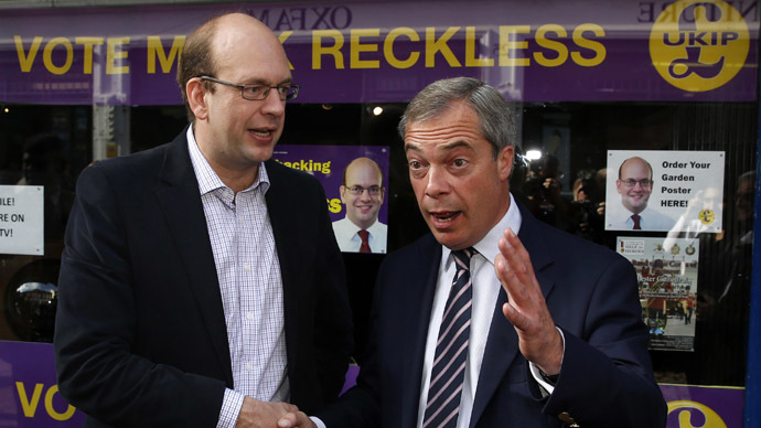 UK offers most citizenships, UKIP vows to send migrants home if Britain quits EU
