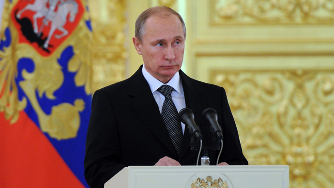 Putin: Mutual respect, non-interference will improve relations with US