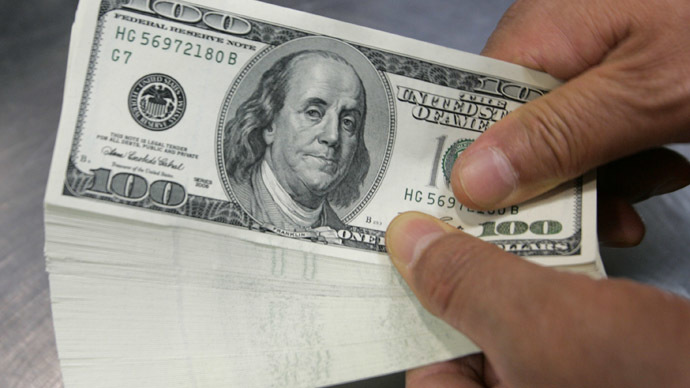 7 US corporations paid CEOs more than govt in taxes