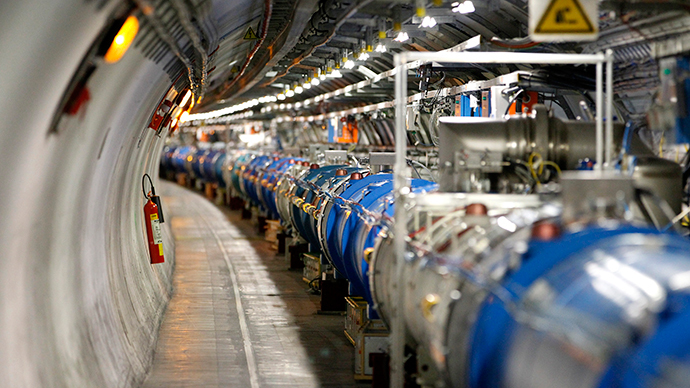 2 new subatomic particles found by CERN scientists