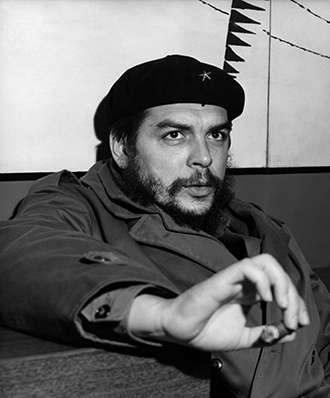 Ernesto Che Guevara (AFP Photo)