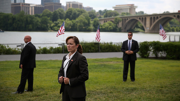 U.S. Secret Service Special Agents (Chip Somodevilla / Getty Images / AFP)