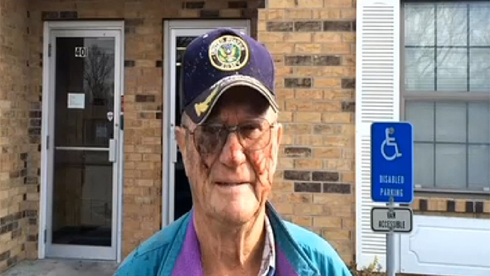 ​Missouri police reportedly beat 80yo hearing-impaired veteran