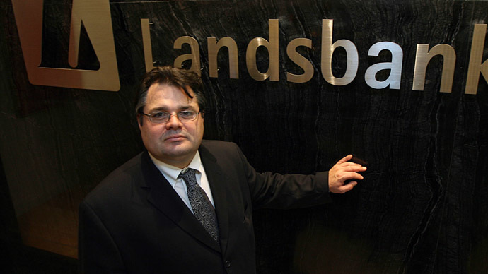 Former head of Iceland's Landsbanki jailed for role in 2008 crash