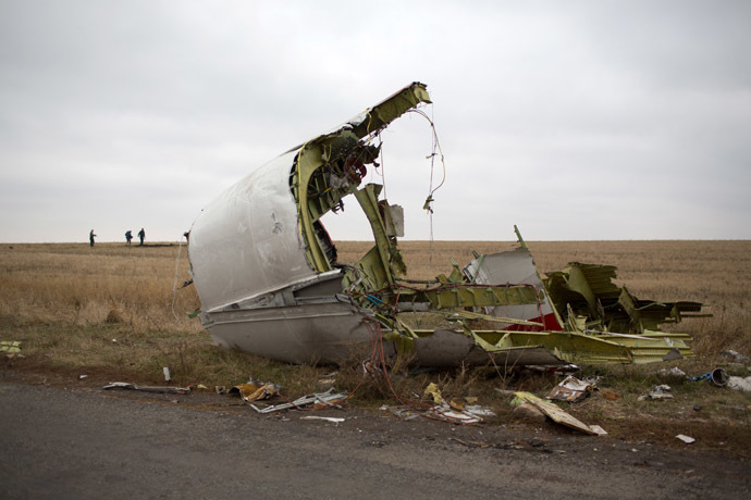 Dutch government refuses to reveal 'secret deal' into MH17 crash probe Mh17-1