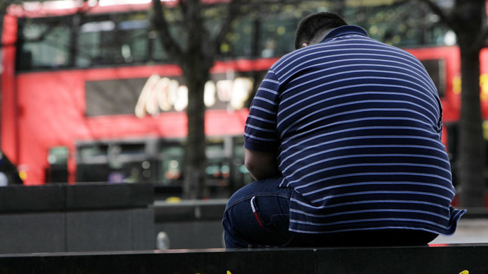 Obesity costs UK 'more than violence and terrorism' – study