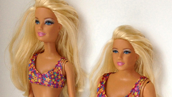 Anti-Barbie goes on sale – complete with acne, cellulite and stretch marks