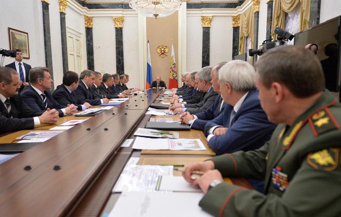 RIA Novosti/Alexei Druzhinin)