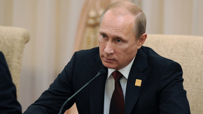 'Remember lessons we taught Hitler': Top 10 quotes from Putin's State of Nation address