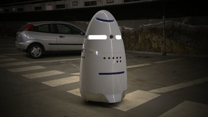 Real Robocops of Dubai: UAE to introduce police robots 'within two years'
