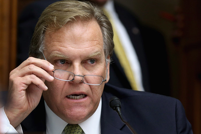 House Energy and Commerce Committee member Rep. Mike Rogers. (AFP Photo/Chip Somodevilla)