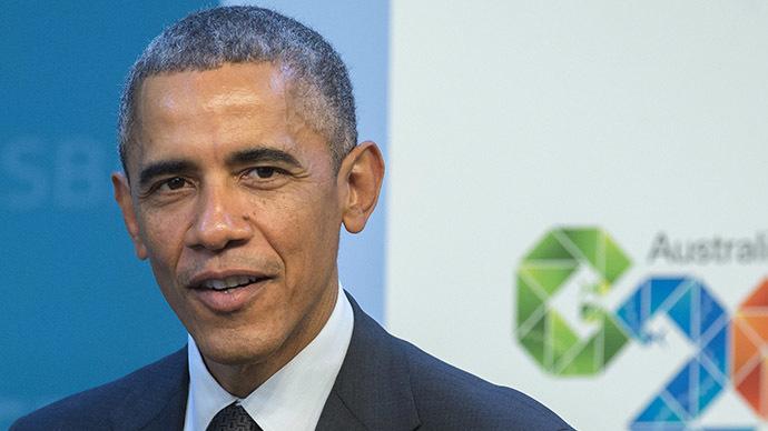 US President Barack Obama (RIA Novosti/Sergey Guneev)