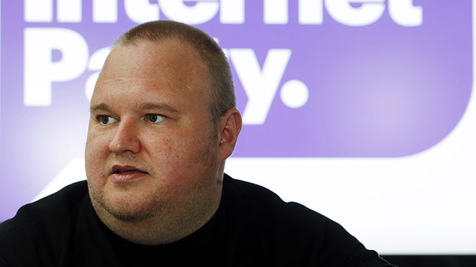 US brands Kim Dotcom 'fugitive of justice' for refusing to extradite himself