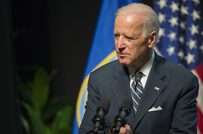 US Vice President Joe Biden (AFP Photo/Jim Watson)