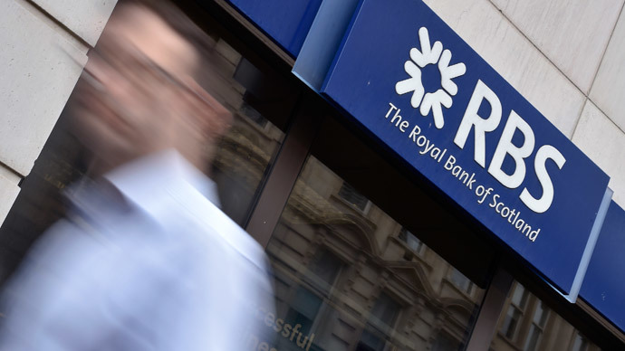 Pittance payback: RBS 'compensates' furious customers, some get £1