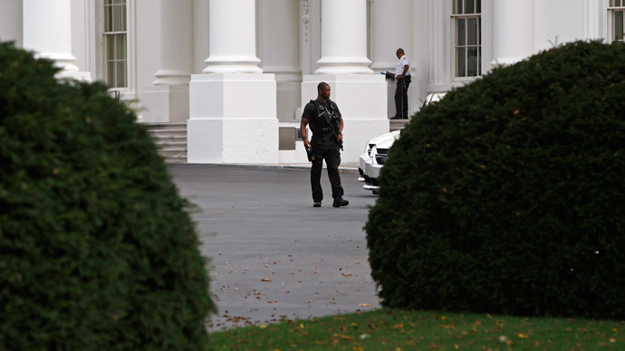Woman with 9mm handgun arrested near White House