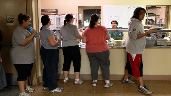 Obesity price tag: $2trn annually and 'rapidly getting worse'