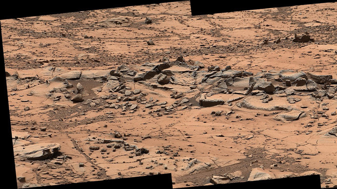NASA rover to probe mysterious 'pink cliffs' to grasp Mars formation