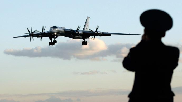 Long-range air patrols put Russian strategic bombers near Guam