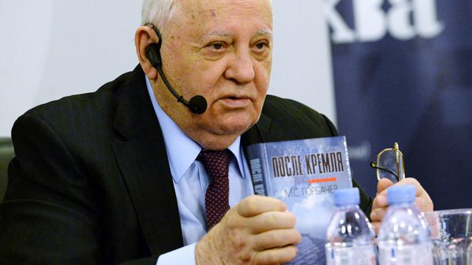 Gorbachev proposes new global forum to augment 'lame UN'