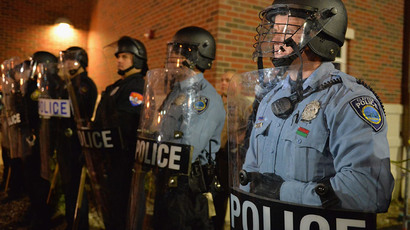 No indictment: Clashes, arson after grand jury verdict for Ferguson cop