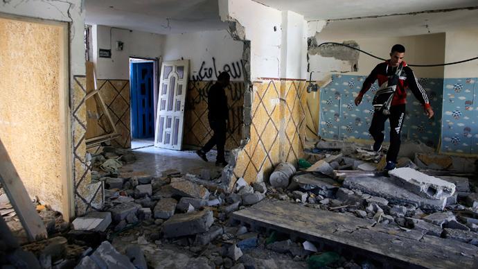 Israel's punitive homes demolition potentially a war crime – HRW