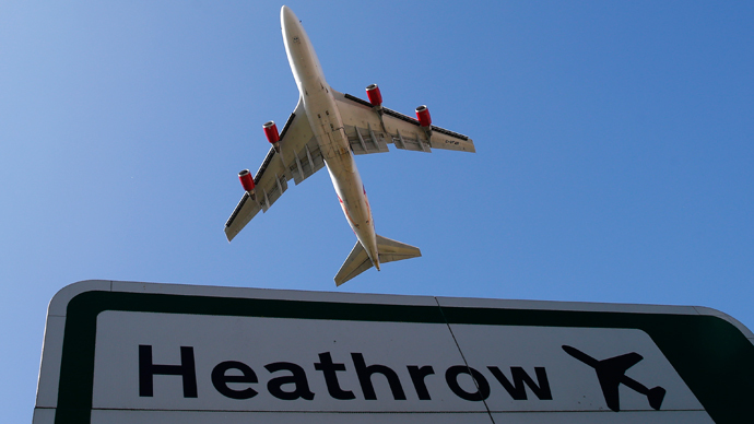 British 'terrorist' teen travelling form Jordan nabbed at Heathrow Airport