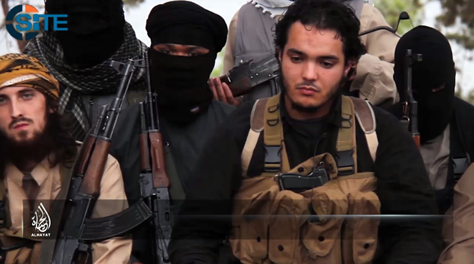 AFP Photo / Handout / SITE Intelligence Group