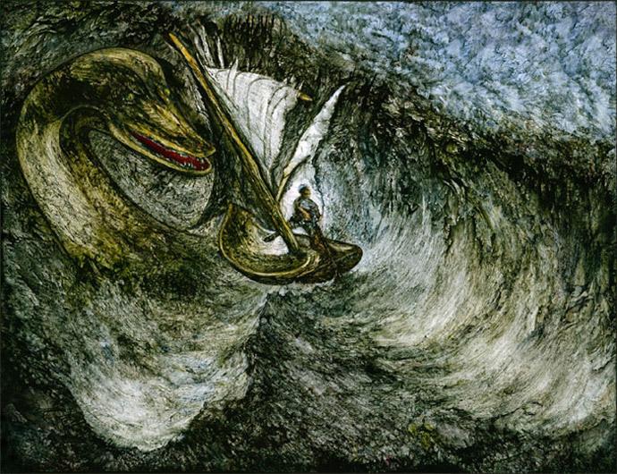 Loch Ness Monster / Copyright Hugo Heikenwaelder