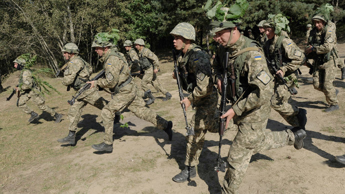 German foreign minister speaks out against Ukraine joining NATO