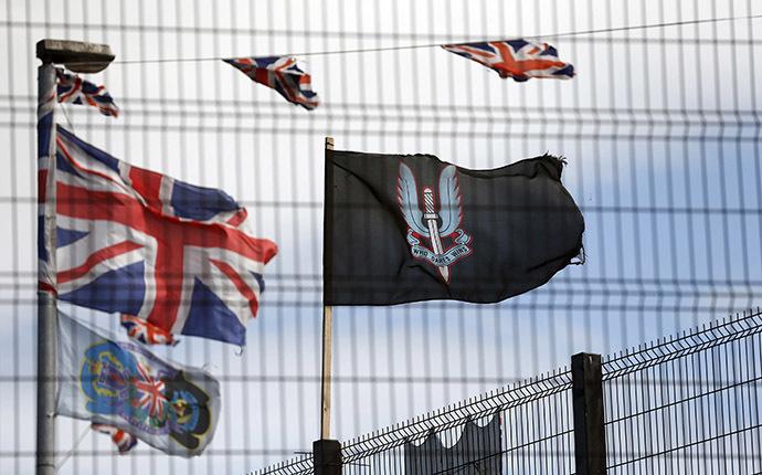 Reuters/Cathal McNaughton