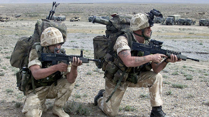 ​UK rules out Iraq ground troops as election looms