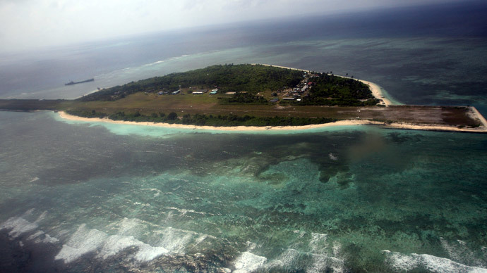 'Biased US won't affect construction': China counters criticism of artificial island project
