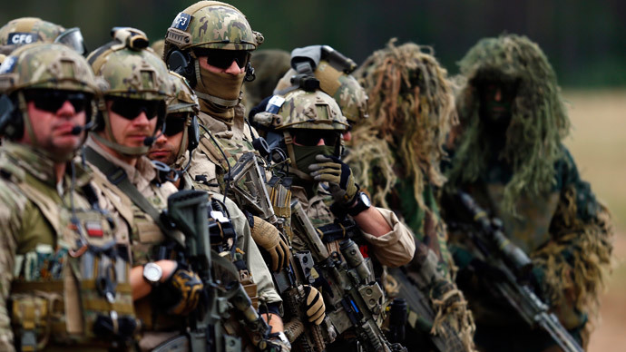 There to stay: US troops keep Poland, Baltic deployment for 2015
