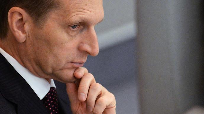 Duma chief praises Eurasian bloc as unique tool of global cooperation