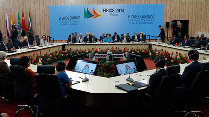 BRICS bank legislation submitted to Russian parliament
