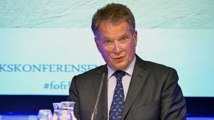 Finland joining NATO would alienate Russia – President Niinisto