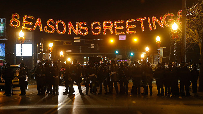 Coast to coast, US boiling with rage over Ferguson verdict (PHOTOS, VIDEO)