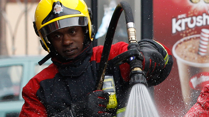 'Abused, tasered': Watchdog says Met Police racially-profiled black firefighter