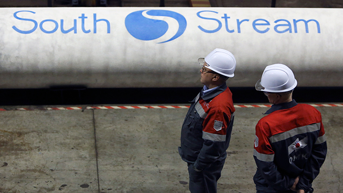 Putin: Russia forced to withdraw from South Stream project due to EU stance