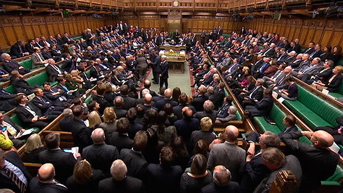 MPs recall bill passes in Commons