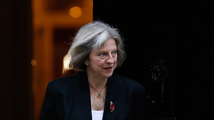 Home Secretary sees PM as 'incompetent', report alleges