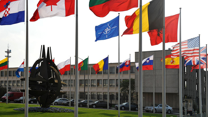 NATO should oust US to secure stability in Europe – Duma chief