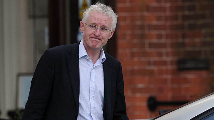 Norman Lamb (AFP Photo / Carl Court)