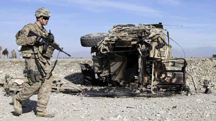 Endless war? US increases number of troops in Afghanistan yet again
