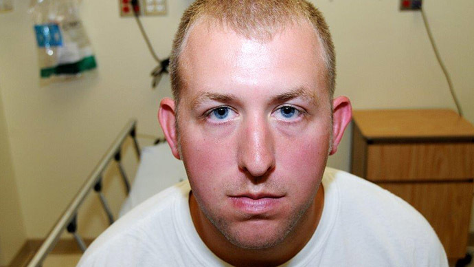 Ferguson mayor: Officer Darren Wilson remains on force