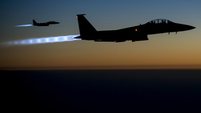 50 civilians dead in US-led airstrikes against ISIS in Syria – UN