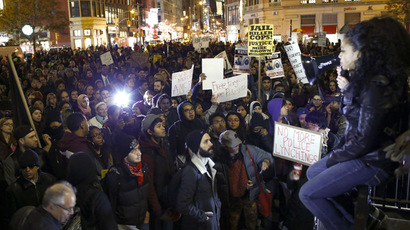#LondonToFerguson: Protests spread across London